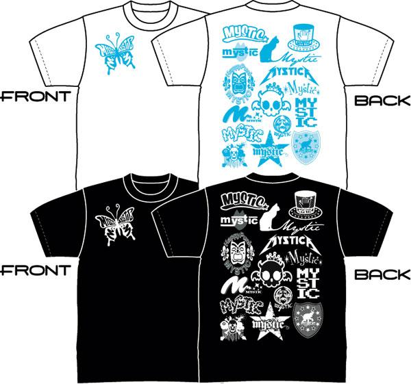 MYSTIC T-shirts